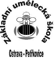 Přijímací řízení do ZUŠ Petřkovice  v r. 2020