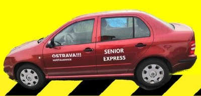 Senior Express v Petřkovicích