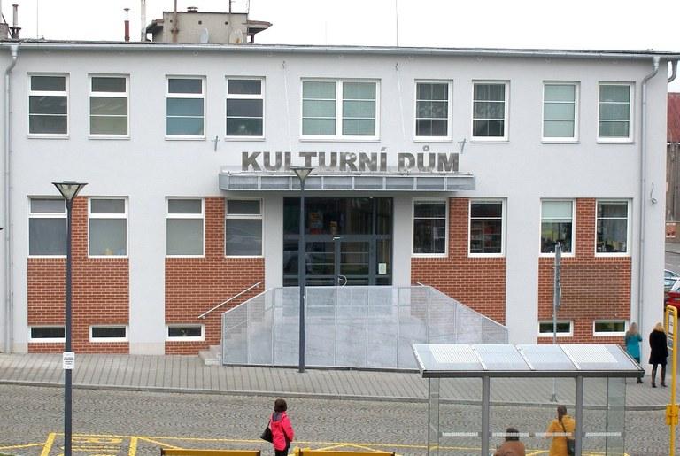 Slavnostní otevření sálu Kulturního domu v Petřkovicích